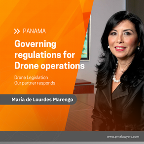 Governing regulations for Drone operations