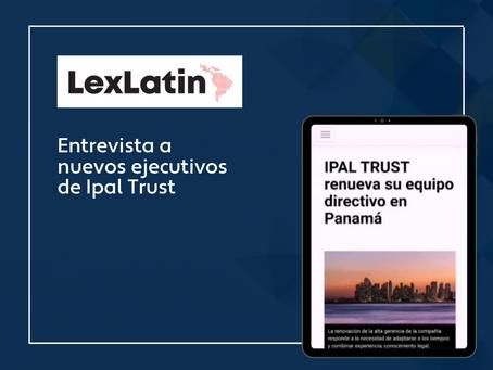IPAL TRUST renueva su equipo directivo en Panamá