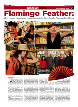 Brazilian News - London 04/2011