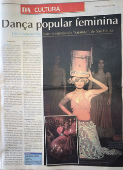 Diário do Aço - 07/06/2008