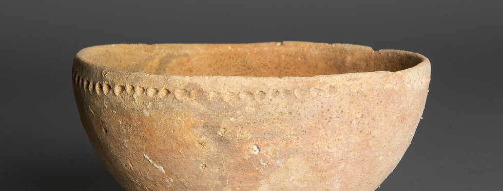 Miniature Holy Land Early Bronze Age bowl