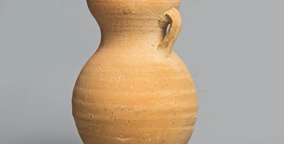 Nabataean fine-ware pottery juglet