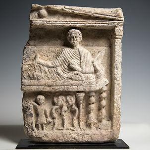 Ancient Roman stone stella.jpg