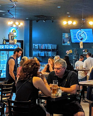 Craft Beer Taproom Due South Brewery Boynton Beach
