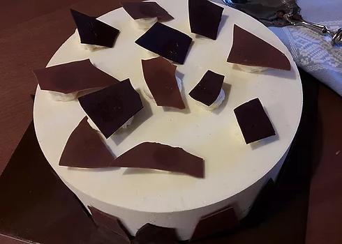 torta chantily Corbetta Lombardia