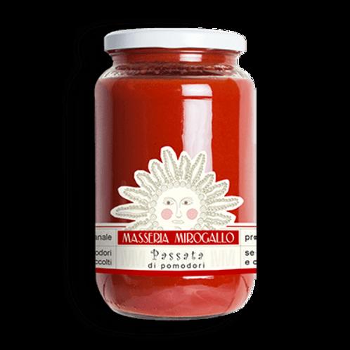 Masseria Mirogallo passata di pomodori 540 g