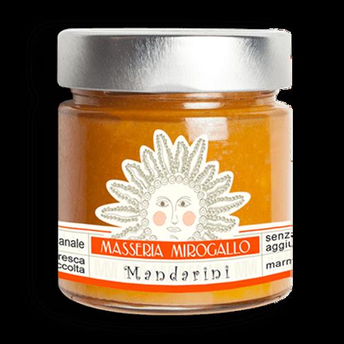 Masseria Mirogallo marmellata mandarini