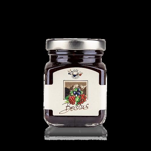 Alpe Pragas Boscus composta di frutta Frutti di bosco 110g