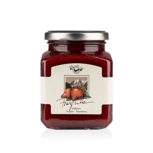 Alpe Pragas Fragula composta di frutta Fragola 335 g