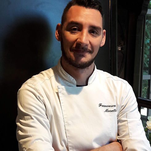 Francesco lo chef