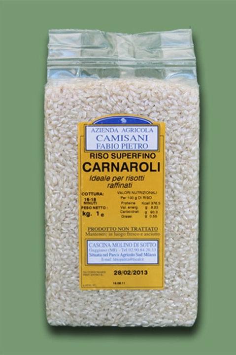 Az.agr Camisani riso Carnaroli 1 kg