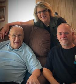 Lauren, Ed, and Annette