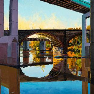 Water paintings