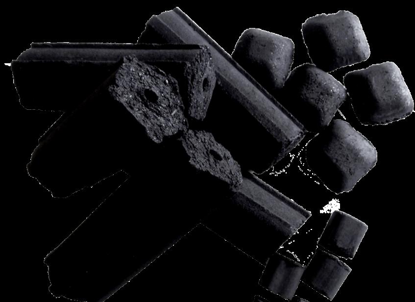Briquettes Coal (Hexagonal and Pillow)