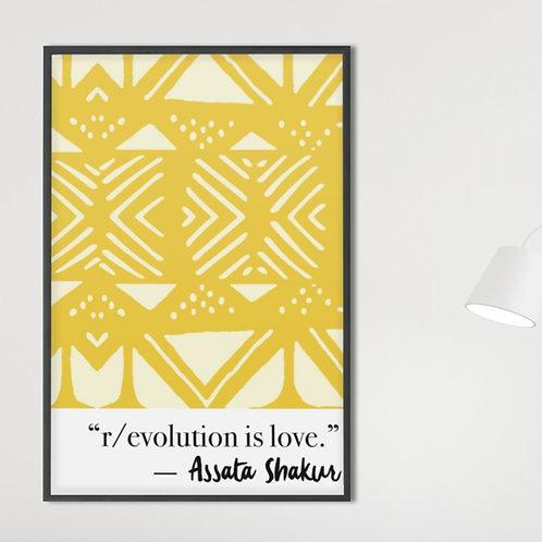 Assata R/evolution   Poster