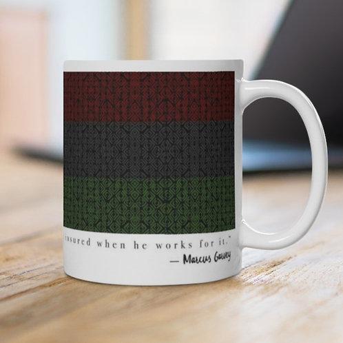 Marcus Garvey Ceramic Mug