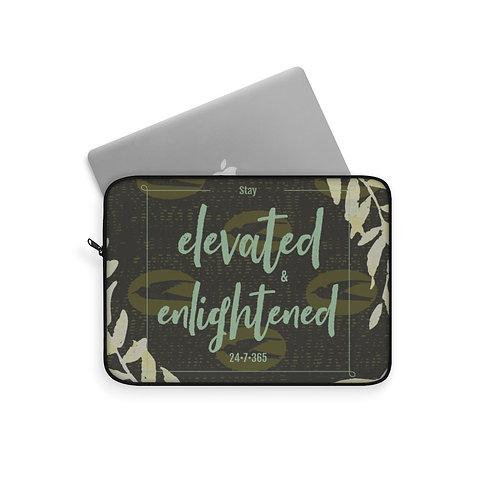 Elevated & Enlightened Laptop Sleeve