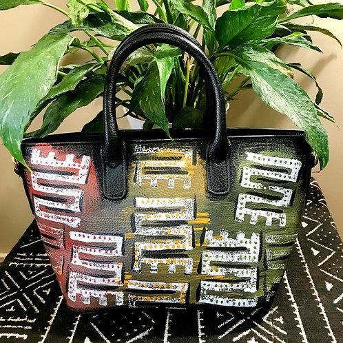 Changes • Adinkra | Tote Handbag