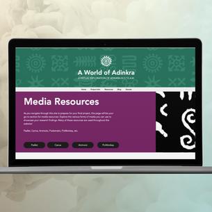 A World of Adinkra