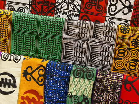Youth Learning: How is Adinkra Cloth Made?