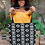 Thumbnail: Sankofa Adinkra Print | Durable Tote Bags