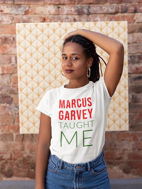 Garvey Taught Me | Ladies Tee