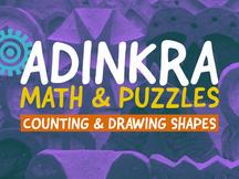 Counting & Drawing Shapes (K-1)