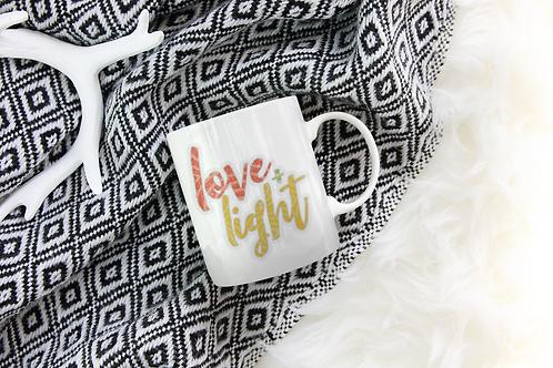 Love & Light Mug