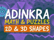 2D & 3D Shapes (K-1)