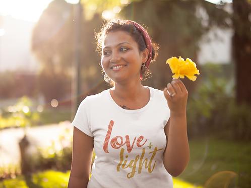Love & Light | Ladies Tee
