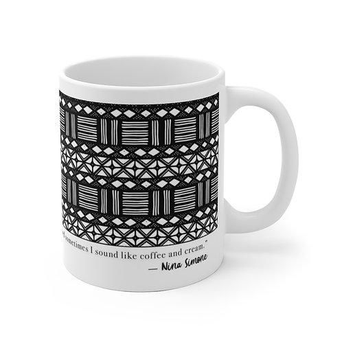 Nina Simone Ceramic Mug