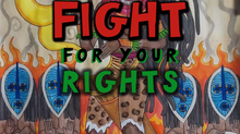 New Single: FIGHT FOR YOUR RIGHTS (Updated)