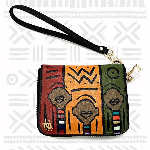 She Reigns | Wallet Purse
