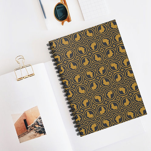 Africa Reflections | Spiral Notebook - Ruled Line