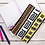 Thumbnail: Fresh Prints Accessory Pouch Bag