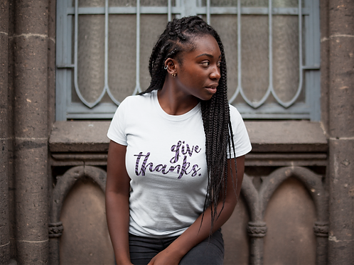 Give Thanks | Ladies Tee