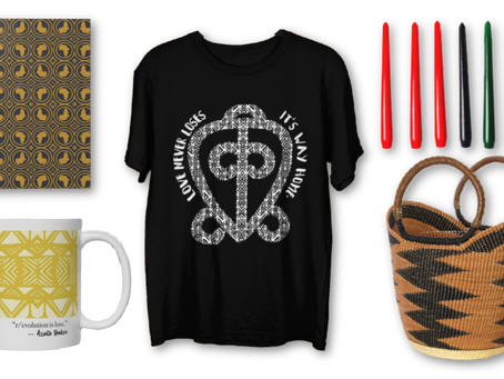 4 African Print Gift Ideas for the Holidays!
