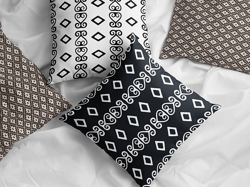Sankofa | Square Pillow Case