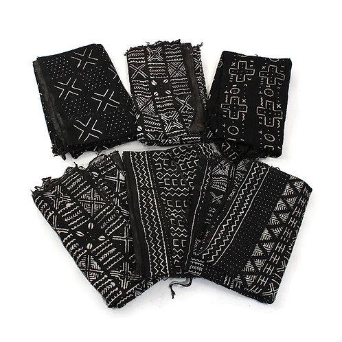 Black & White Mudcloth | African Bògòlanfini Bambara