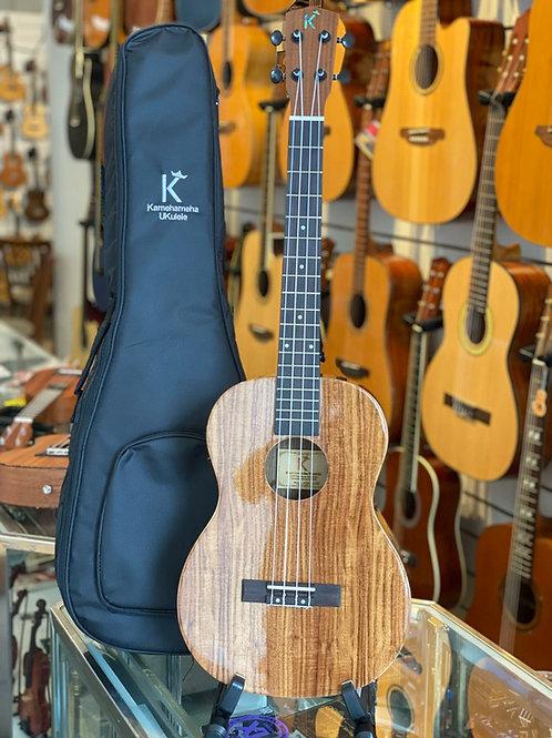 Kamehameha Ukulele KMB-15 Baritone Ukulele Acacia wood High Gloss