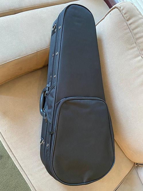 Kamehameha Ukulele Polyfoam Case black