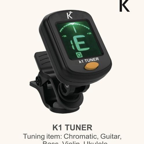 Kamehameha Ukulele K1 Tuner clip on