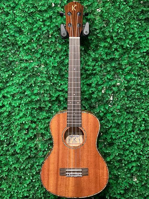Kamehameha Ukulele KT-19 Tenor Solid Top Mahogany
