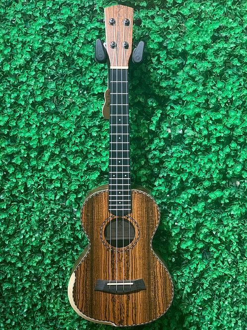 Kamehameha Ukulele MKT-26H Tenor Butterfly wood