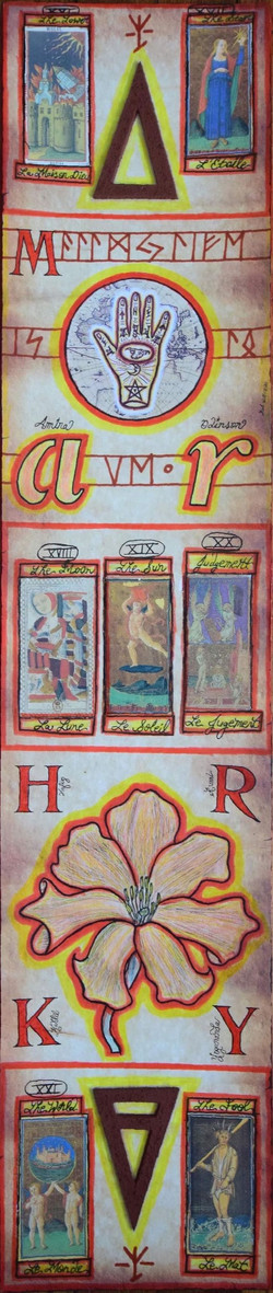 Sacred Scrolls Version 1, 3 of 3