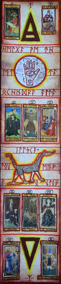 Sacred Scrolls Version 2, 1 of 3