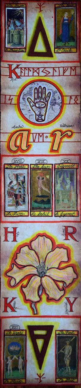 Sacred Scrolls Version 2, 3 of 3