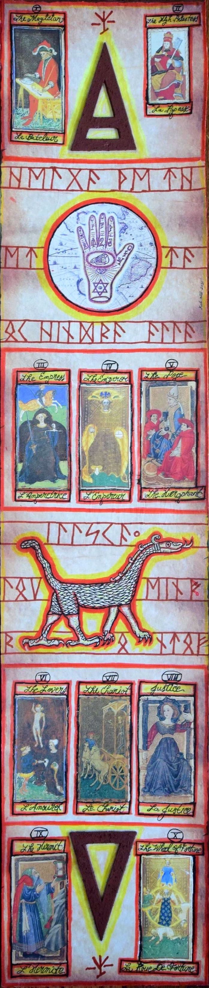 Sacred Scrolls Version 1, 1of 3