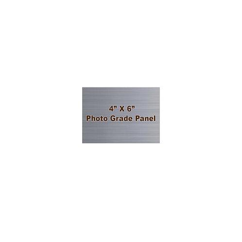 "4"" x 6"" Photo Grade Aluminum Mini Print"