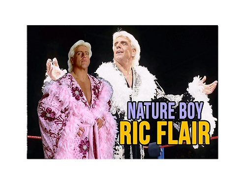 Ric Flair (The Nature Boy)